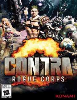 Contra Rogue Corps-HOODLUM