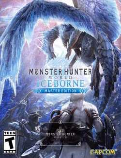 Monster Hunter World Iceborne-HOODLUM