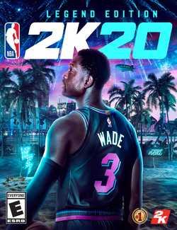 NBA 2K20-HOODLUM