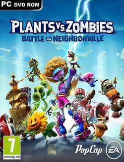 Plants vs Zombies Battle for Neighborville-HOODLUM