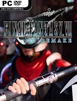 Final Fantasy 7 Remake-HOODLUM