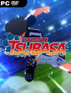 Captain Tsubasa Rise of New Champions-HOODLUM
