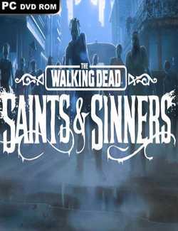 The Walking Dead Saints & Sinners-HOODLUM
