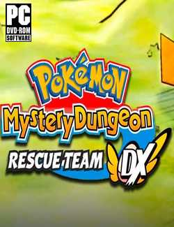 Pokémon Mystery Dungeon Rescue Team DX-HOODLUM