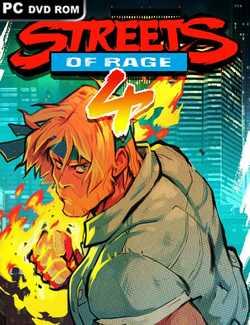 Streets of Rage 4-HOODLUM