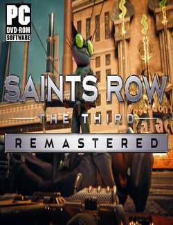 Saints Row The Third Remastered-HOODLUM