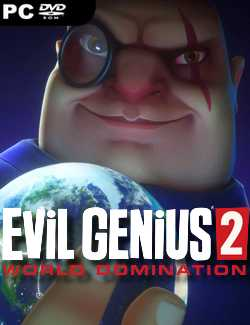 Evil Genius 2 World Domination-HOODLUM