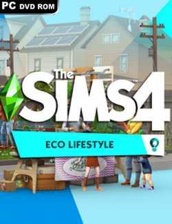 The Sims 4 Eco Lifestyle-HOODLUM