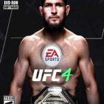 EA Sports UFC 4-HOODLUM