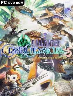 Final Fantasy Crystal Chronicles Remastered-HOODLUM