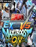 Mobile Suit Gundam Extreme vs MaxiBoost On-HOODLUM