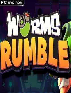 Worms Rumble-HOODLUM