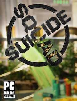 Suicide Squad Kill the Justice League-HOODLUM