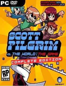 Scott Pilgrim vs The World The Game Complete Edition-HOODLUM