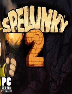Spelunky 2-HOODLUM