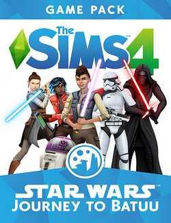 The Sims 4 Star Wars Journey to Batuu-HOODLUM