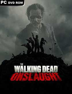 The Walking Dead Onslaught-HOODLUM