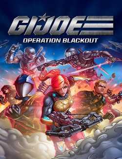 G.I. Joe Operation Blackout-HOODLUM