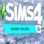 The Sims 4 Snowy Escape-HOODLUM