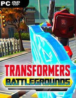 Transformers Battlegrounds-HOODLUM