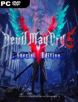 Devil May Cry 5 Special Edition-HOODLUM