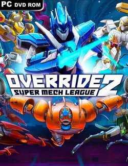Override 2 Super Mech League-HOODLUM
