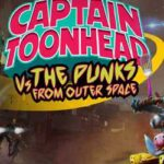 Captain ToonHead vs the Punks from Outer Space-HOODLUM