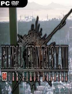 Final Fantasy VII The First Soldier-HOODLUM
