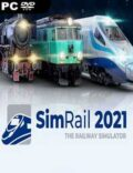 SimRail 2021 The Railway Simulator-HOODLUM