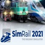 SimRail 2021 The Railway Simulator-HOODLUM