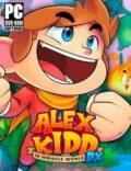 Alex Kidd in Miracle World DX-HOODLUM